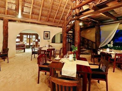 Restaurante - Vista Alternativa