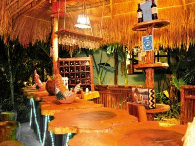 Bar de Piscina
