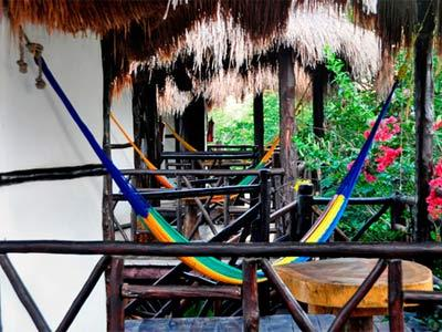Hammocks in Terraces