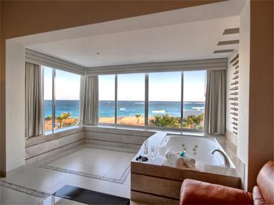 Suite Jacuzzi Vista al Mar Cama King