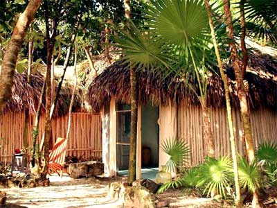Maya Jungle Cabana 1 Double Bed