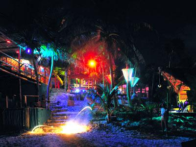 Facilities at Night