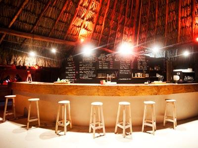 Bar Papaya Playa