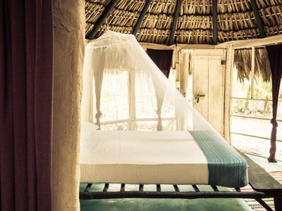Maya Cabaña Frente Al Mar 1 Cama Matrimonial