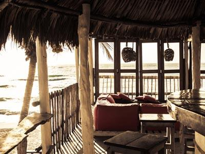 Restaurante Papaya Playa - Vista Alternativa