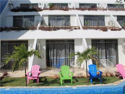 Balcony - Room