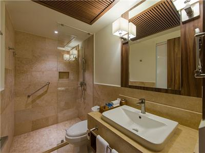 Luxury Room - Bathroom