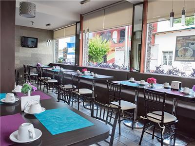 Restaurante Delicias de la Tierra