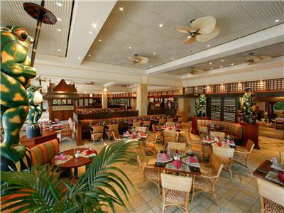 Restaurante Islands Dining Room