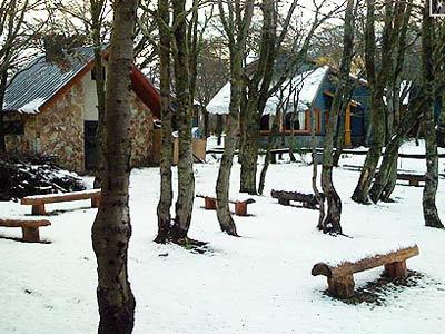 Hotel costa ushuaia hotel en for Jardin de invierno loi suites