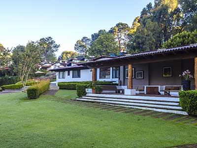 Terraza Habitaciones