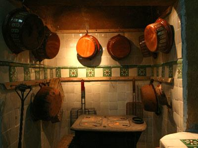 A Traditional Mexican Kitchen