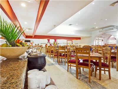 Restaurante El Coral Be Live Experience Las Morlas