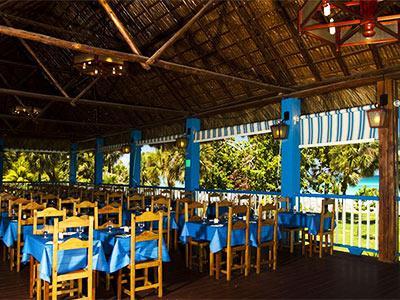 Restaurante Ranchón Arenas Blancas Barceló Solymar All Inclusive