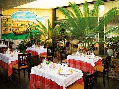 Restaurante Trattoria Venecia Barceló Solymar All Inclusive