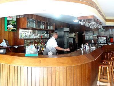 Lobby Bar Islazul Acuazul