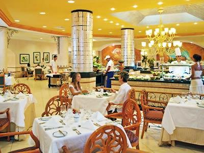 Restaurante La Habana Meliá Varadero