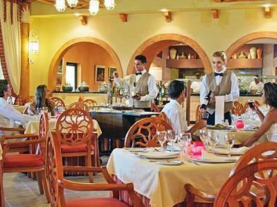 Restaurante Las Reses Meliá Varadero