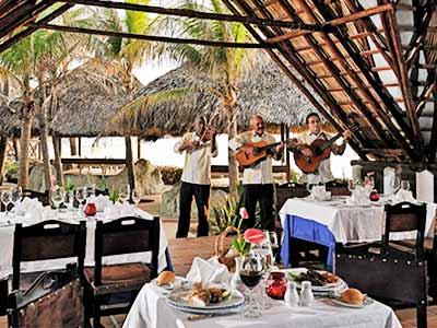 Restaurante Trinidad Meliá Varadero