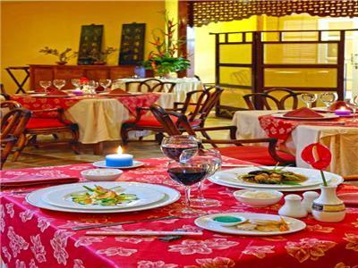 Restaurante Bamboo Paradisus Princesa del Mar