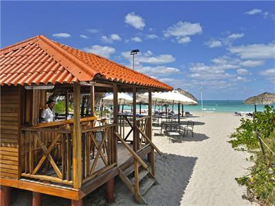 Bar de Playa Paradisus Princesa del Mar