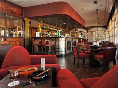 Cigar Bar Paradisus Princesa del Mar