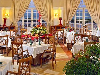 Restaurante Hill Top Hideaway Paradisus Princesa del Mar