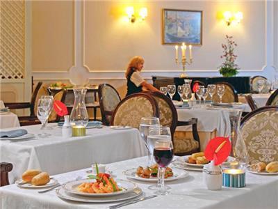 Restaurante Marseille Paradisus Princesa del Mar