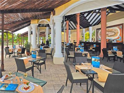 Restaurante Rock House Paradisus Princesa del Mar
