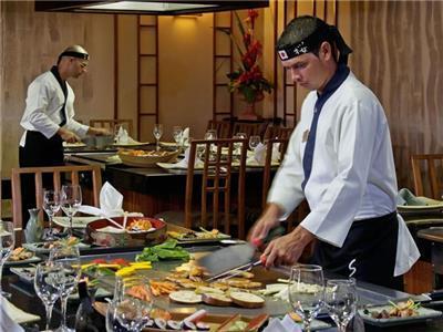 Restaurante Sakura Paradisus Princesa del Mar