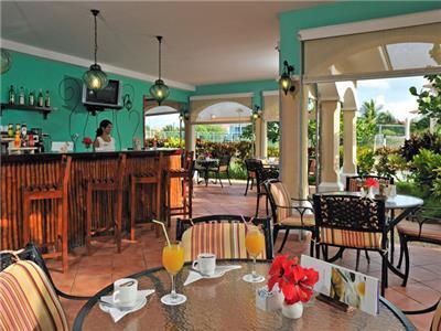 Snack Bar Racket Club Paradisus Princesa del Mar