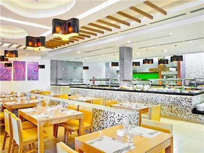 Muestra de Cocina Internacional del Chef Ocean Vista Azul