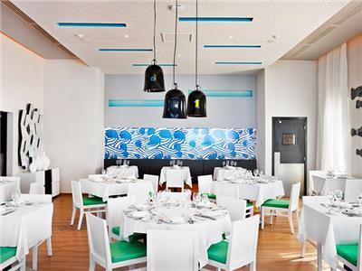 Restaurante Neptuno Ocean Vista Azul