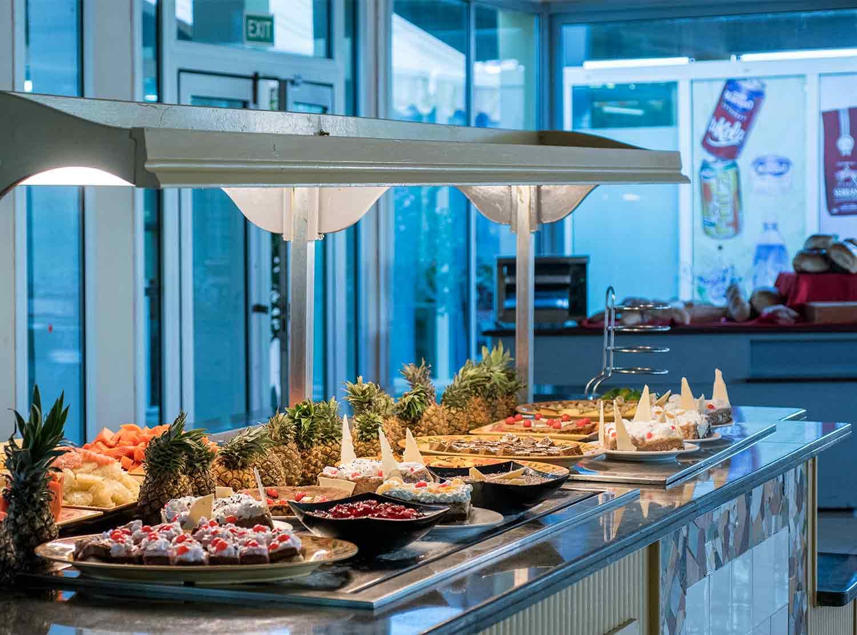 Buffet Restaurant)