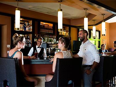 Lounge Bar Sanctuary Sanctuary at Grand Memories Varadero