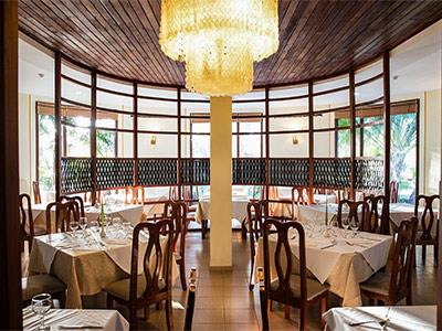Restaurante Ave del Paraíso Sanctuary at Grand Memories Varadero