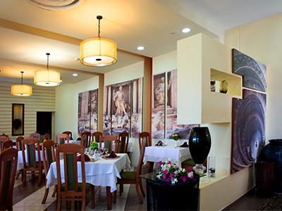 Restaurante La Violeta Sanctuary at Grand Memories Varadero