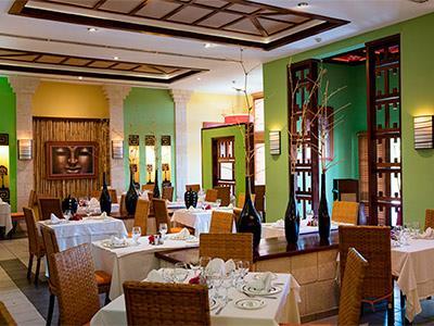 Resturante Ging Seng Sanctuary at Grand Memories Varadero
