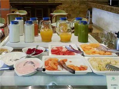 Desayuno - Barra de Frutas