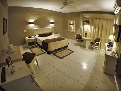 Executive Double or King size room
