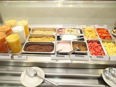 Desayuno Buffet - Otra Vista