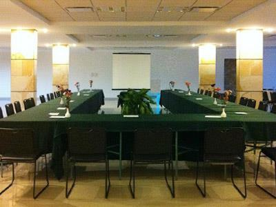 Salón de Eventos - Montaje Herradura