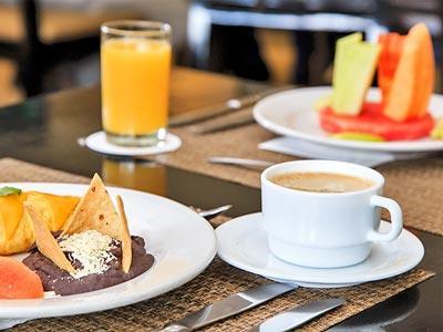 Restaurante RH Café