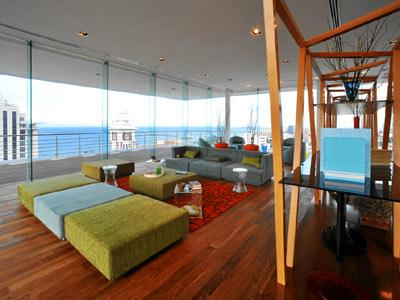 Executive Lounge - Alternative View