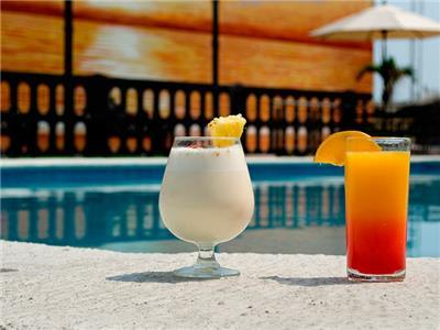 Poolside Drinks