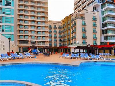Pool Hotel Villa Florida Veracruz Boca Del Rio