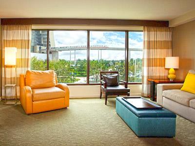 Fotograf As Del Hotel Bay Lake Tower At Disney 39 S