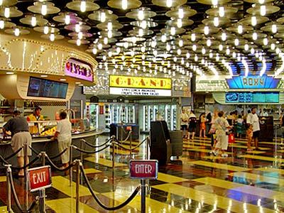 World Premiere Food Court Disney's All-Star Movies Resort