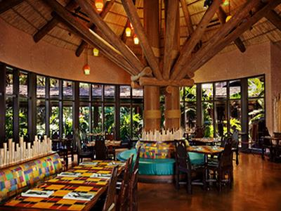 Boma Disney's Animal Kingdom Lodge