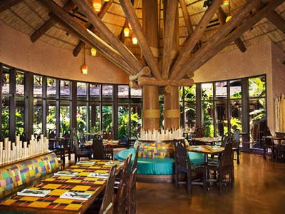 Restaurante Boma - Sabores de África Disney's Animal Kingdom Villas Jambo